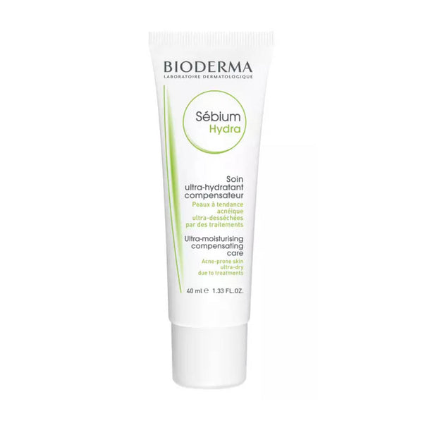 Sébium Hydra - Ultra-Moisturising Compensating Care for Acne-Prone Skin Ultra-Dry Due to Treatments