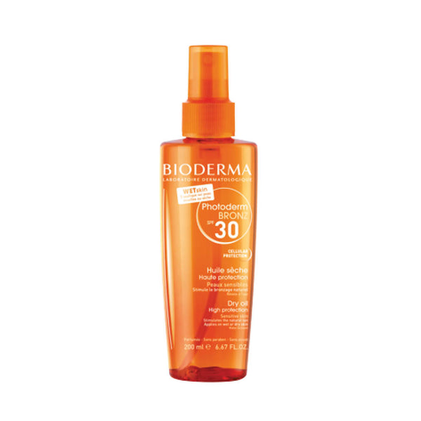 Photoderm Bronz - Dry Oil High Protection SPF30 for Sensitive Skin