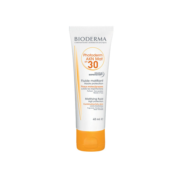 Photoderm AKN Mat SPF30 - Matifying Fluid High Protection for Oily, Combination Skin