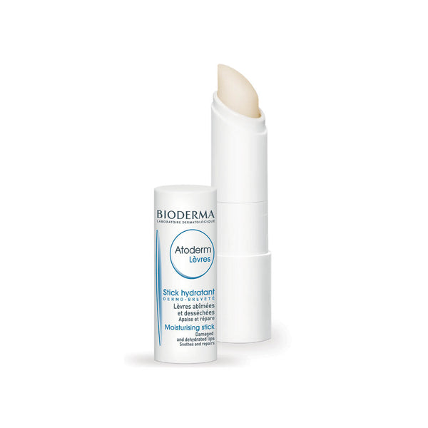 Atoderm Lèvres - Moisturising Stick for Damaged and Dehydrated Lips