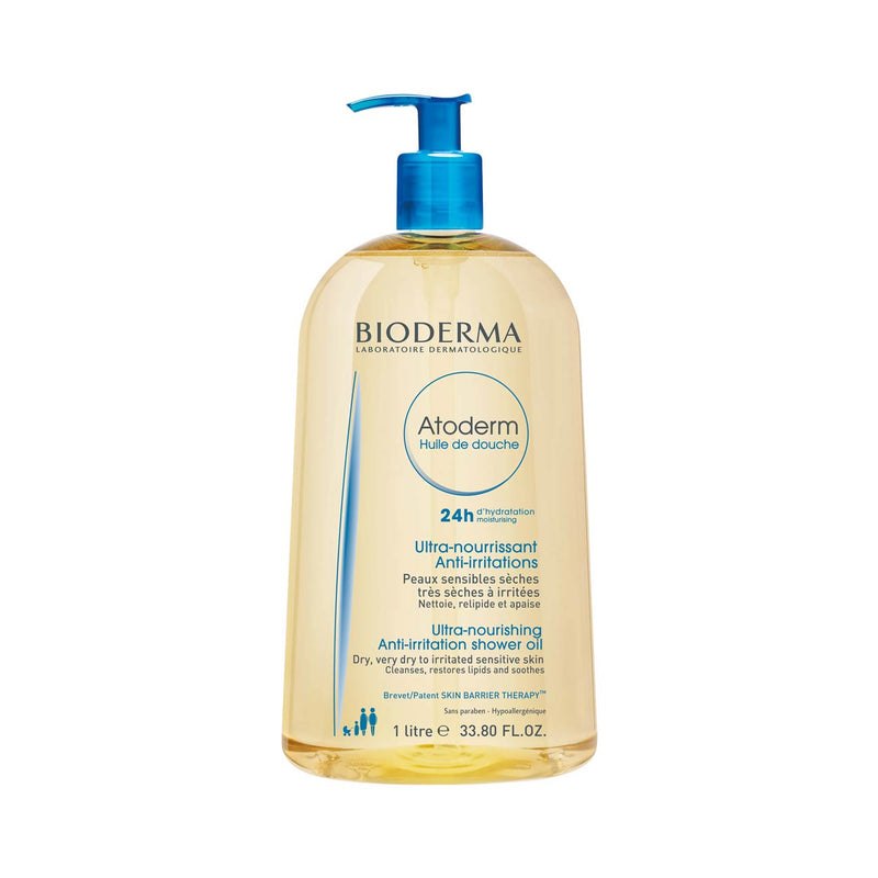 Atoderm Huile de Douche - Ultra-Nourishing Anti-Irritation Shower Oil