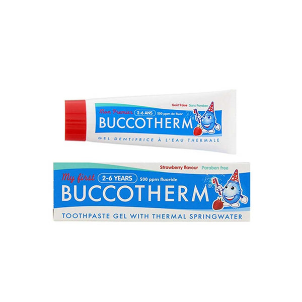 My First Toothpaste with Thermal Spring Water - 2-6 Years Old