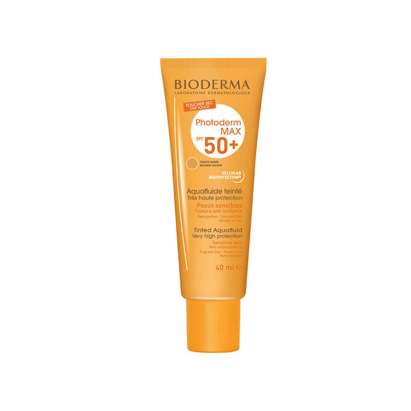 Photoderm MAX SPF50+ Tinted Aquafluid Very High Protection for Sensitive Skin