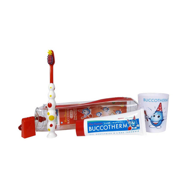 My First Toothpaste Gel Kit