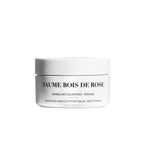 Baume Bois de Rose - Modeling and Sculpting Balm - Matte Finish
