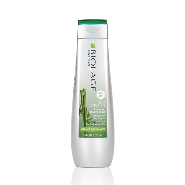 Advanced FiberStrong Intra-Cylane + Bamboo Shampoo - For Fragile Hair