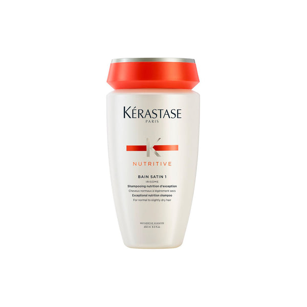 Nutritive Bain Satin 1 Exceptional Nutrition Shampoo - Normal to Slightly Dry Hair