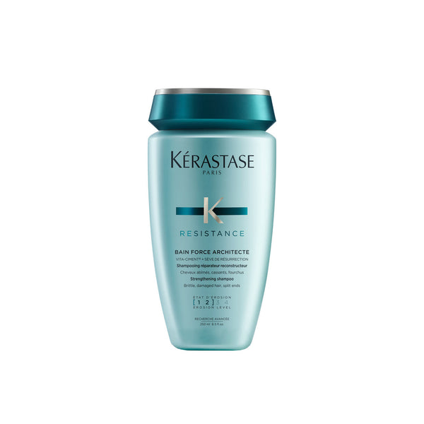 Resistance Bain Force Architecte Strengthening Shampoo - Brittle, Damaged Hair - Split Ends
