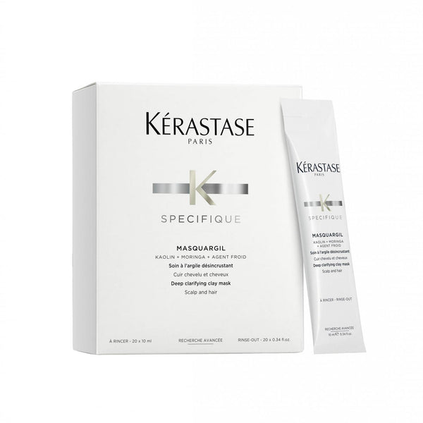 Spécifique Masquargil Deep Clarifying Clay Mask - Box of 20 Sachets