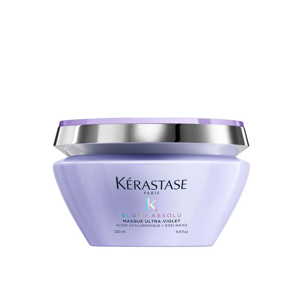 Blond Absolu Masque Ultra-Violet - Lightened, Highlighted Cool Blonde Hair