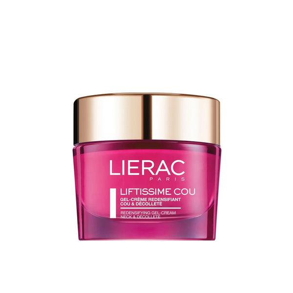 Liftissime Cou Redensifying Gel-Cream - Neck & Décolleté