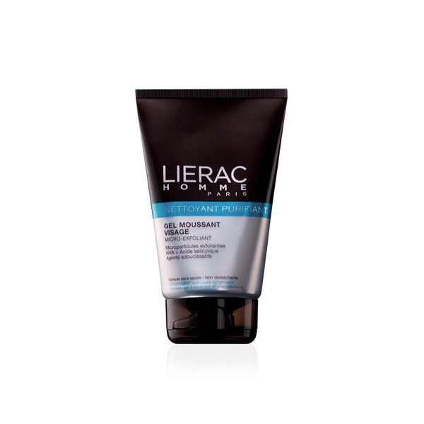 Homme Purifying Cleanser Foaming Gel - Micro-Exfoliants