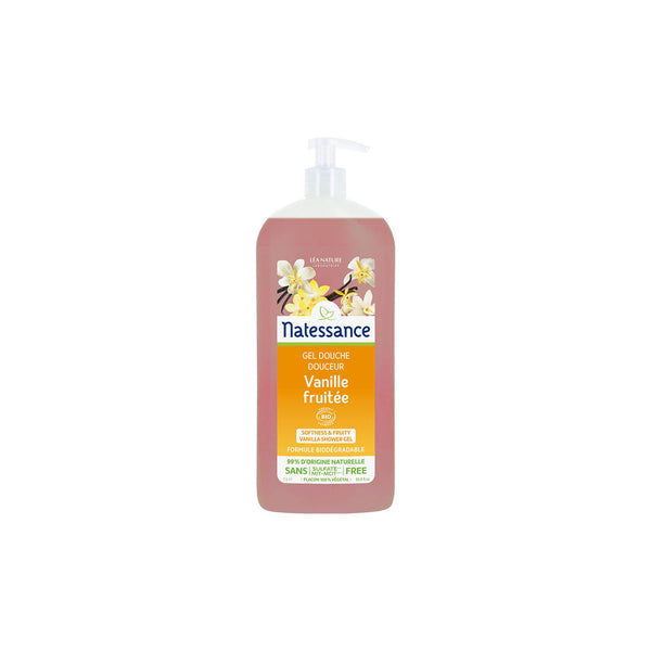 Softness & Fruity Vanilla Shower Gel