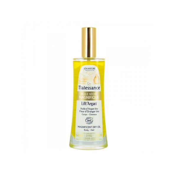 Lift' Argan Magnificent Enhancing Oil Fleurs D'Orient - Body and Hair