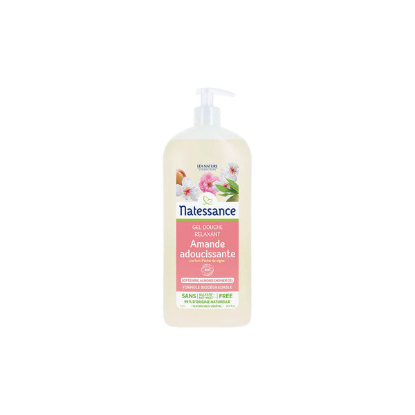 Softening Almond Shower Gel