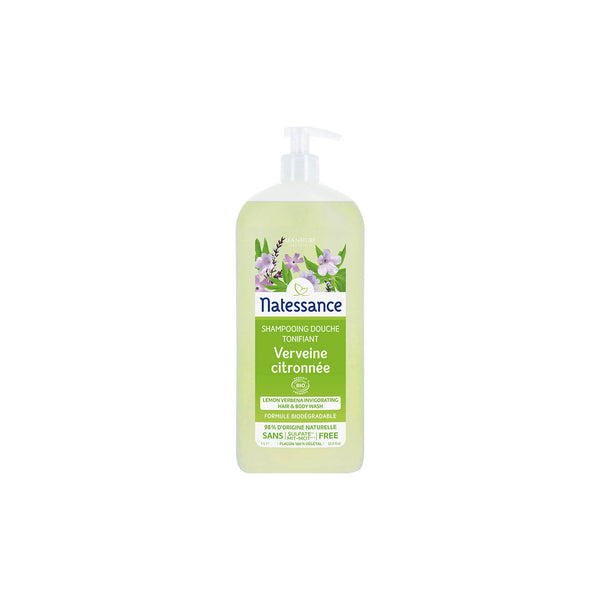Verveine Citronnée - Lemon Verbena Invigorating Hair & Body Wash