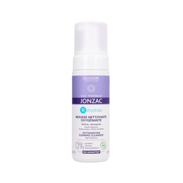 Rehydrate Oxygenating Foaming Cleanser