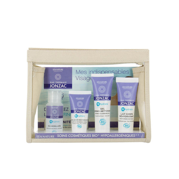 The 4 Minis Rehydrate Set