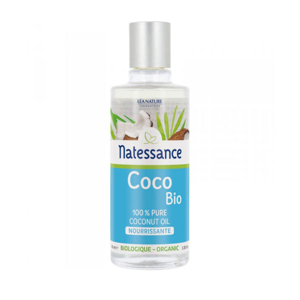 Coco Bio - 100% Pure Coconut Oil
