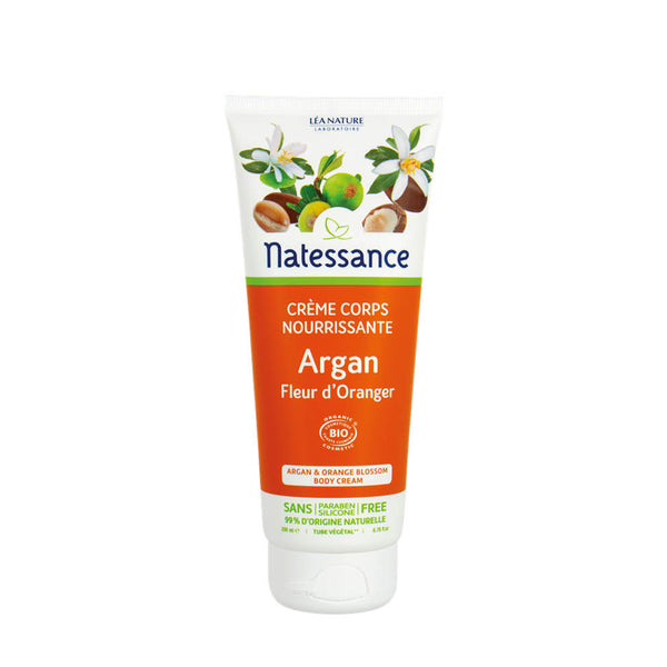 Argan & Orange Blossom Body Cream