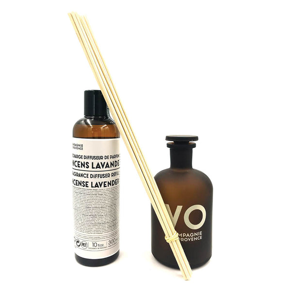 Fragrance Diffuser - Incense Lavender