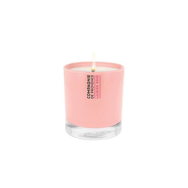 Scented Candle - Rose Bay