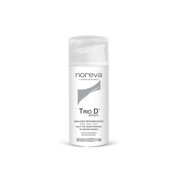 Trio D Depigmenting Emulsion - Help the Disappearance of Brown Marks