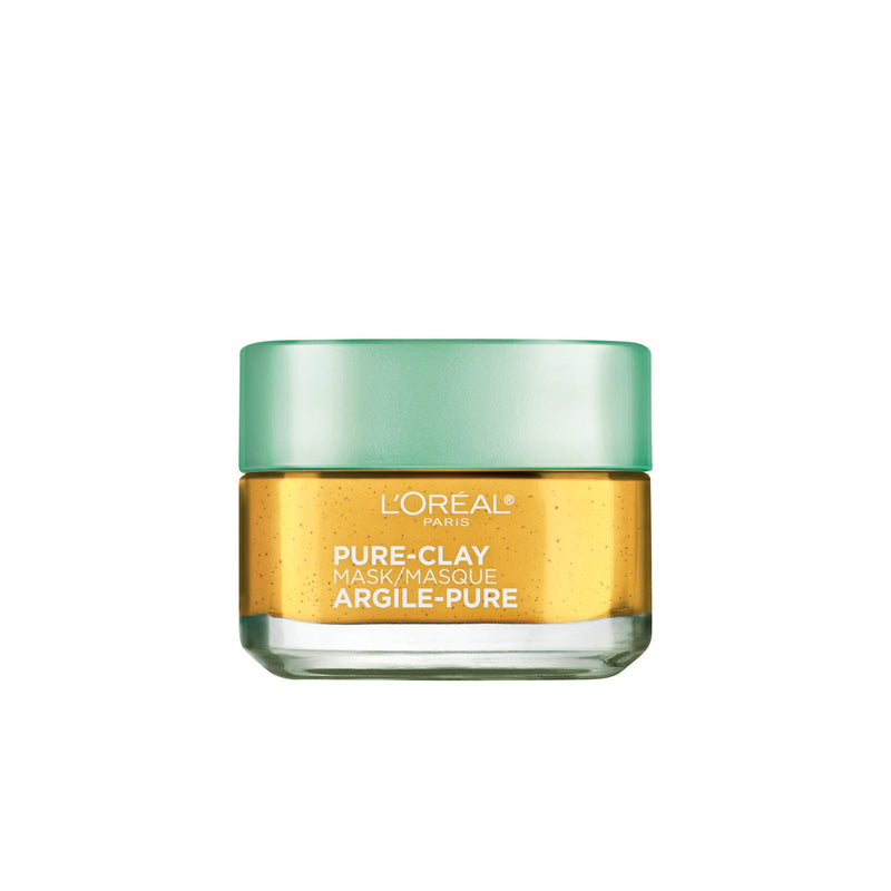 Pure Clay Clarify & Smooth Face Mask