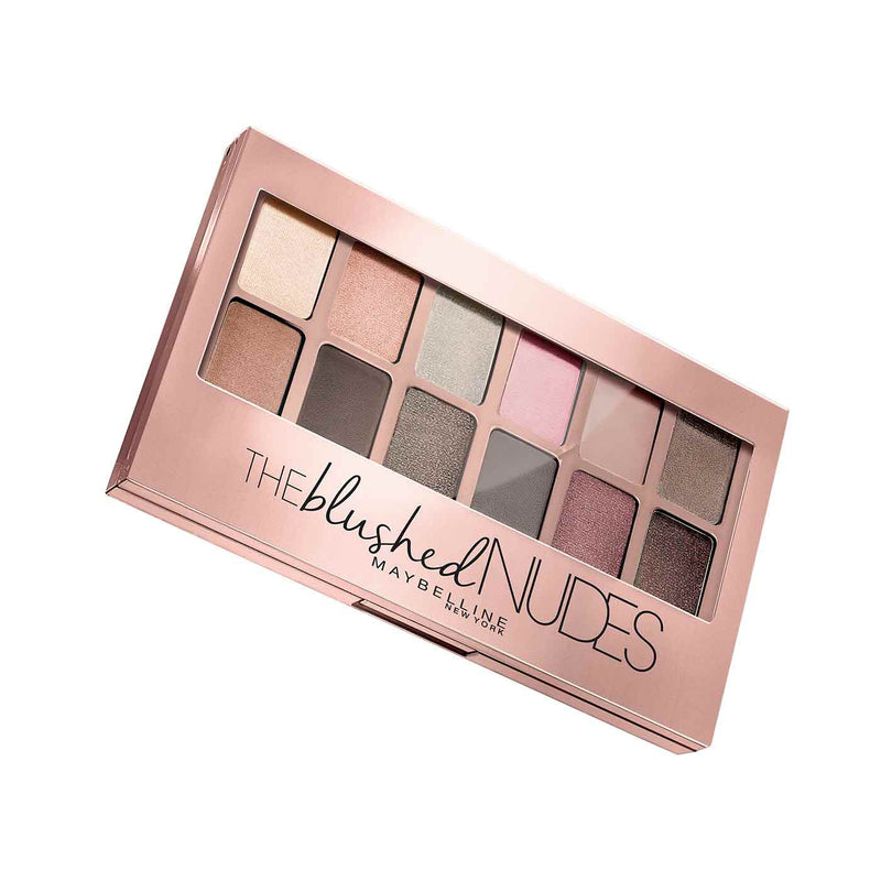The Blushed Nudes Eye Shadow Palette