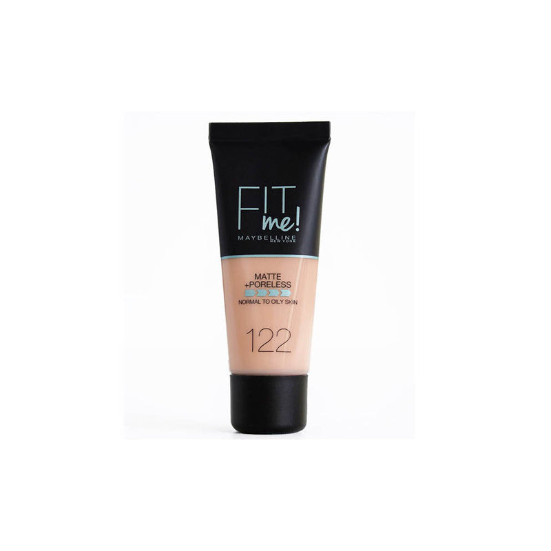 Maybelline Fit Me Matte + Poreless Liquid Foundation