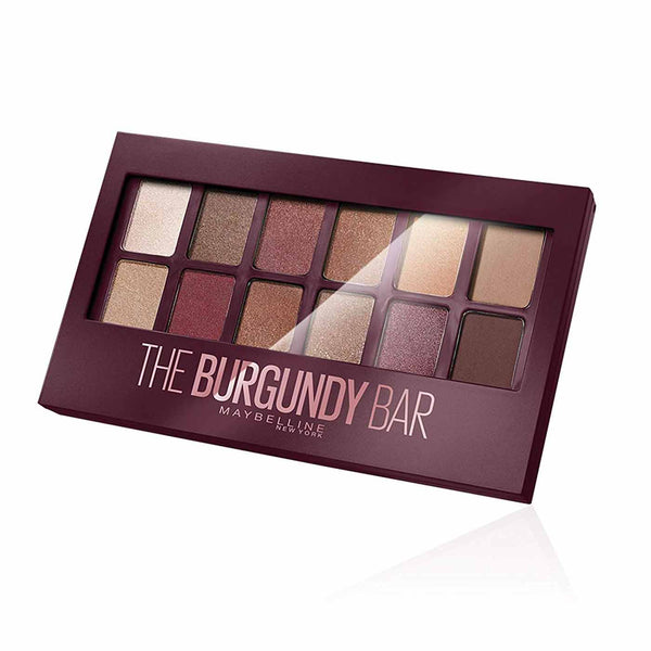 The Burgundy Bar Eyeshadow Palette