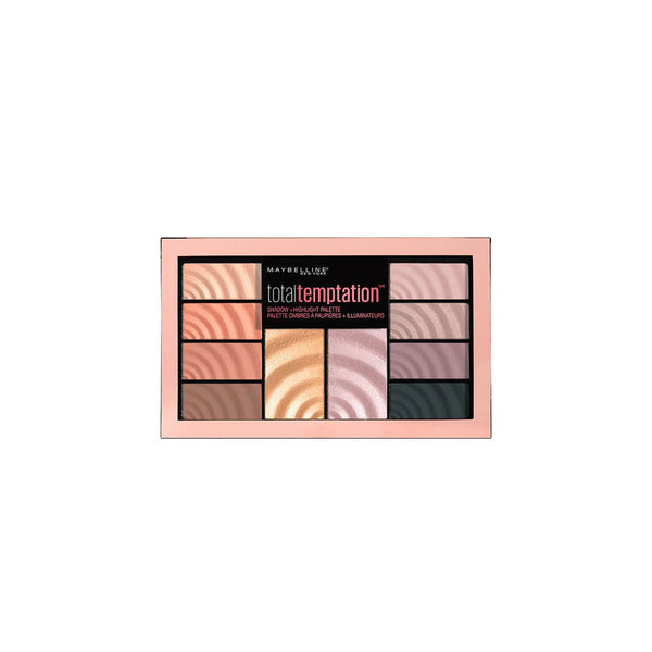Total Temptation Shadow + Highlight Palette