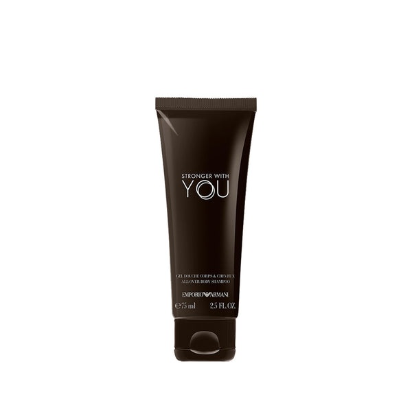Emporio Armani Stronger With You - Soft Beard Moisturizer