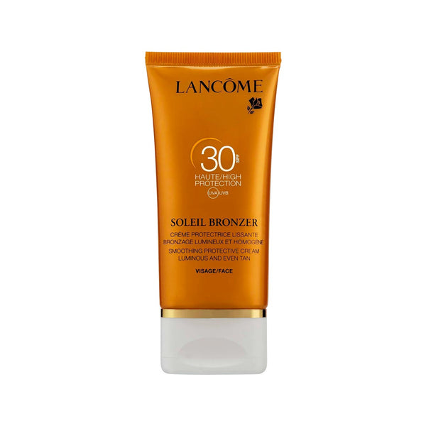 Soleil Bronzer - Smoothing Protective Cream Luminous and Even Tan SPF30 - Face