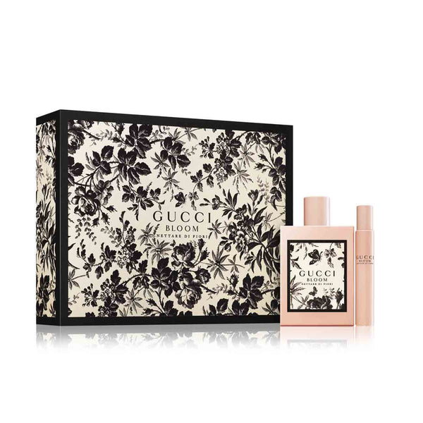Bloom - Nettare di Fiori Gift Set: Eau de Parfum Intense 100ml + Eau de Parfum Rollerball 7.4ml