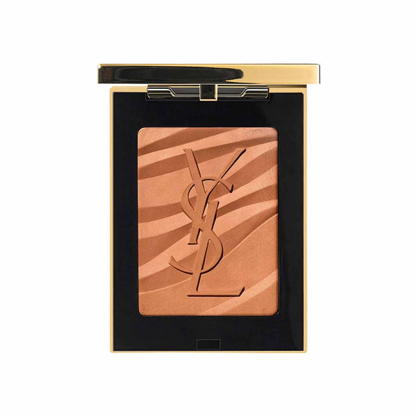 Les Sahariennes Bronzing Stones - Sun-Kissed Glow Creator Effortlessly Blendable & Undetectable Powder