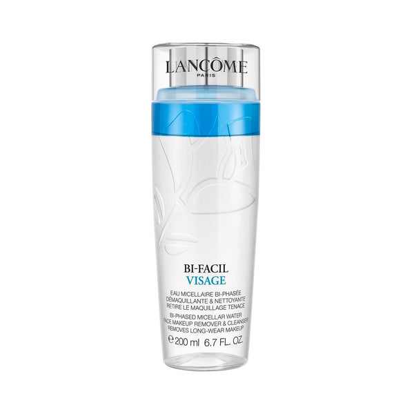 Bi-Facil Visage - Bi-Phased Micellar Water Face Makeup Remover & Cleanser Removes Long-Wear Makeup