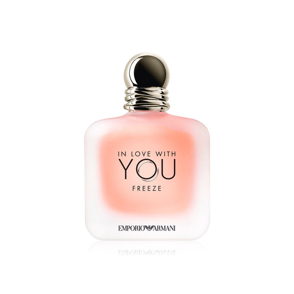 Emporio Armani In Love With You Freeze - Eau de Parfum