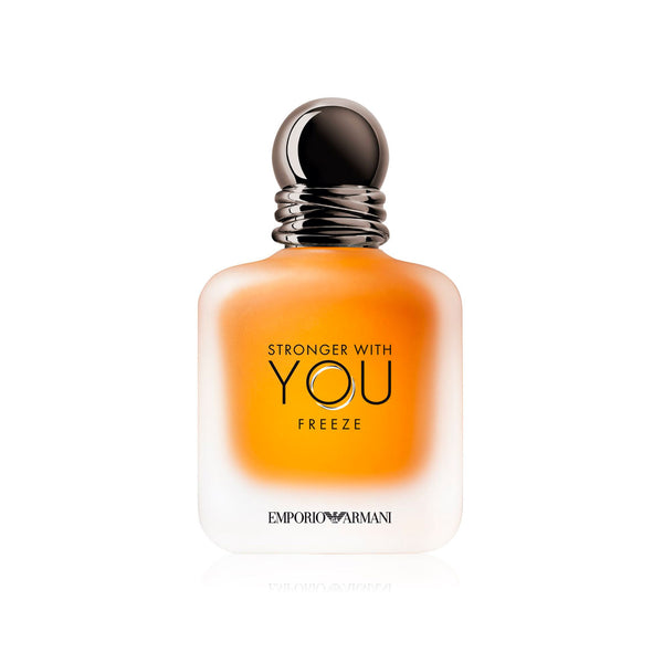 Emporio Armani Stronger With You Freeze - Eau de Toilette