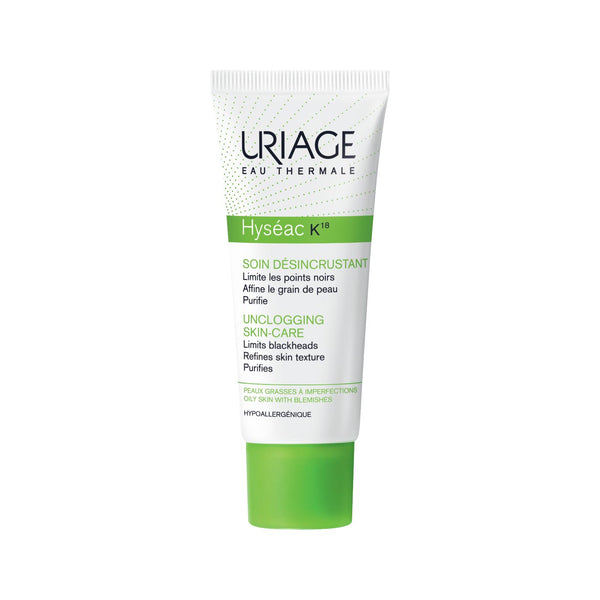 Hyséac K18 Unclogging Skin-Care - Oily Skin with Blemishes