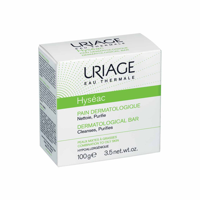 Hyséac Dermatological Bar - Combination to Oily Skin