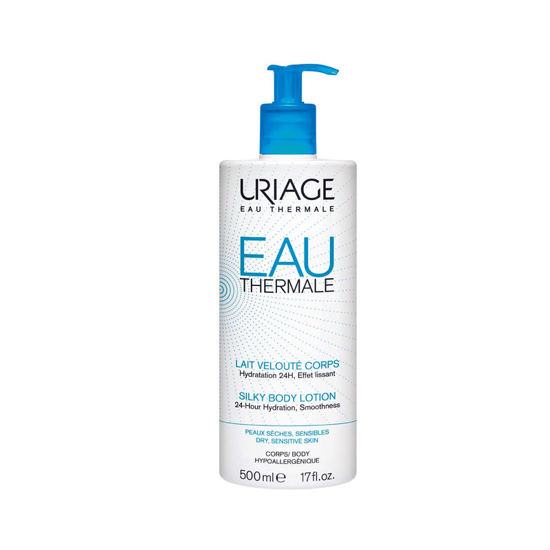 Eau Thermale Silky Body Lotion - Dry Sensitive Skin
