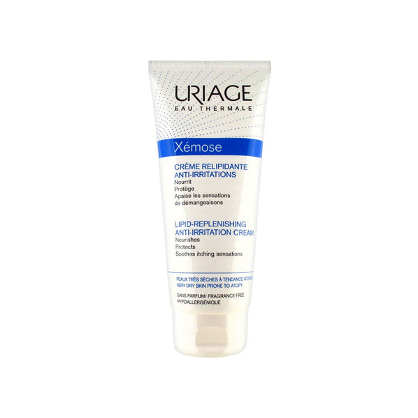 Xémose Lipid-Replenishing Anti-Irritation Cream - Very Dry Skin Prone to Atopy