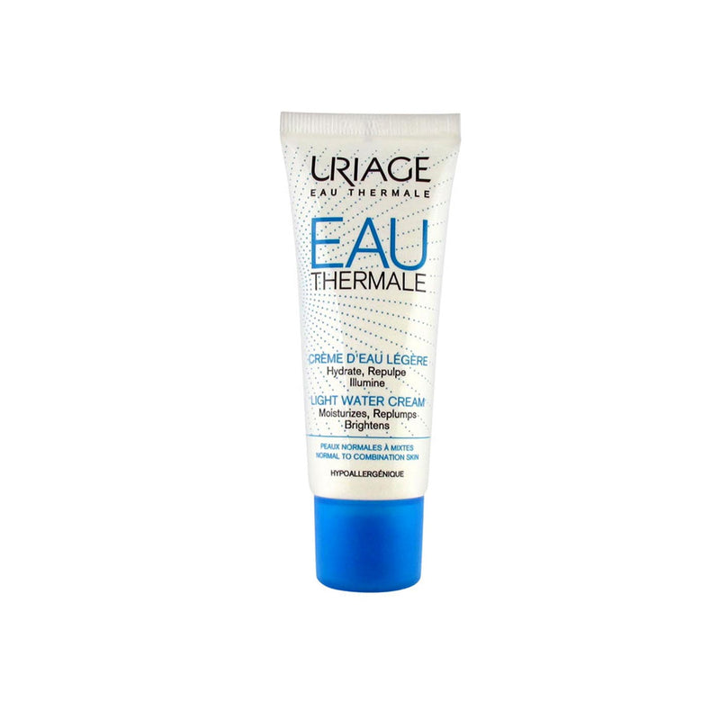 Eau Thermale Light Water Cream - Normal to Combination Skin