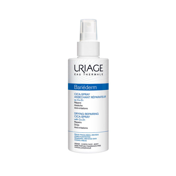 Bariéderm Drying Repairing Cica Spray with CuZn
