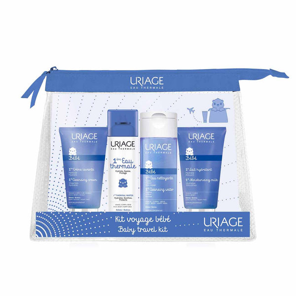 Bébé Baby Travel Kit - Set of 4 Items