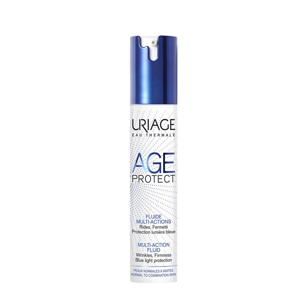 Age Protect Multi-Action Fluid - Normal to Combination Skin