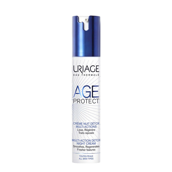 Age Protect Multi-Action Detox Night Cream - All Skin Types