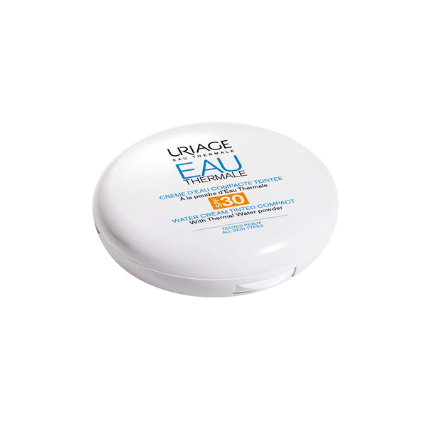 Eau Thermale Water Cream Tinted Compact SPF30 - All Skin Types