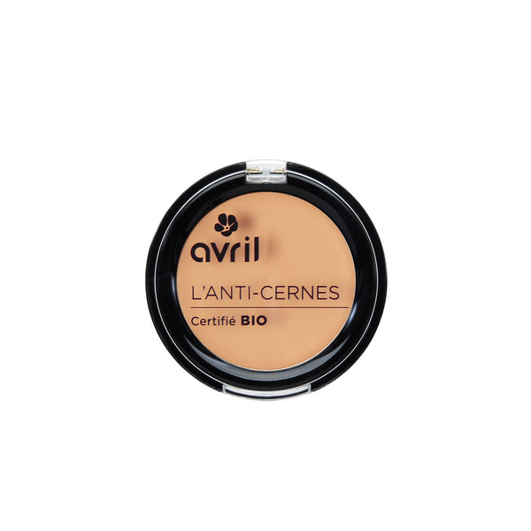 Anti-Dark Circles Concealer - Certified Organic